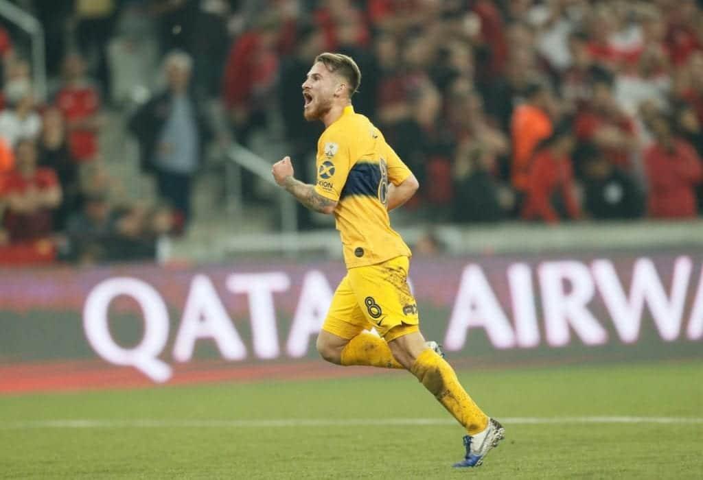 Importante victoria de Boca ante Paranaense