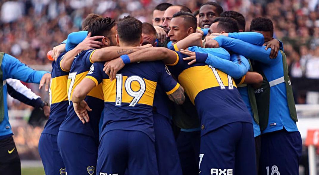 Boca quiere cerrar la clasificación a semifinales