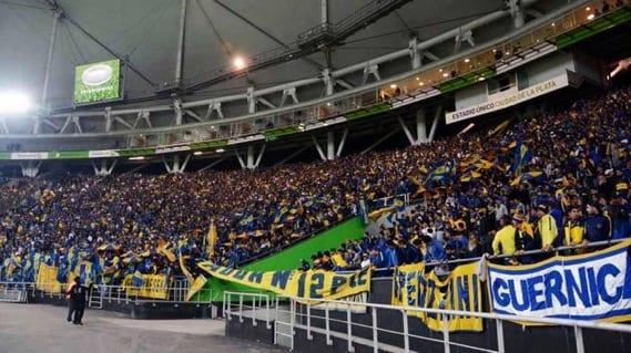 Venta de entradas para el duelo con Almagro por Copa Argentina