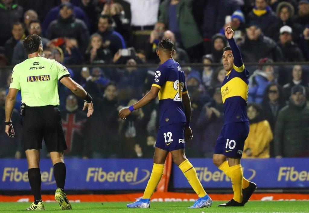 Boca ganó en el debut de Daniele De Rossi