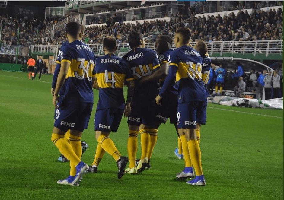 Sin jugar bien, Boca ganó y mira todo desde arriba