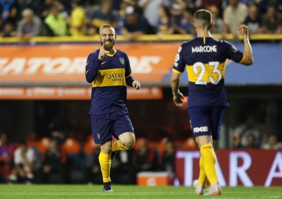 Boca está en semifinales de la Copa Libertadores 2019