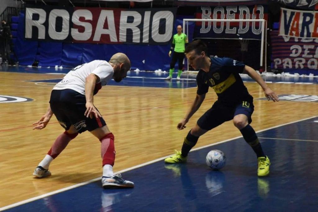 Boca quiere campeonar en Futsal
