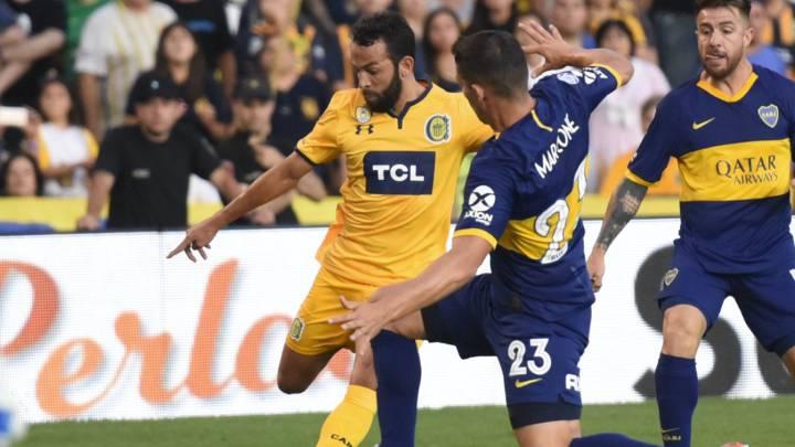 La era Alfaro acabó con derrota en Rosario