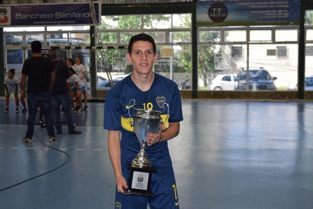 Un jugador importante se queda en el Futsal de Boca