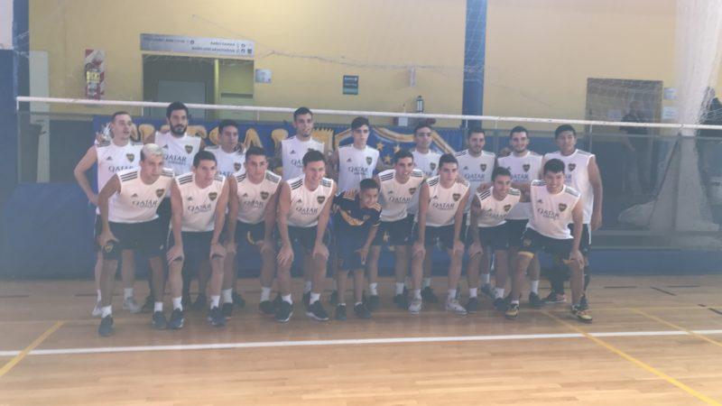 Debut y victoria de Boca en el Futsal