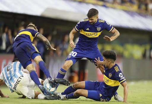 Boca no se baja de la pelea y quedó puntero de la Superliga Argentina