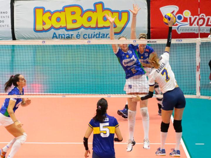 Sudamericano de Clubes: la medalla cada vez más lejos