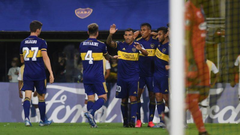 Boca debuta en la Copa de la Superliga ante Godoy Cruz