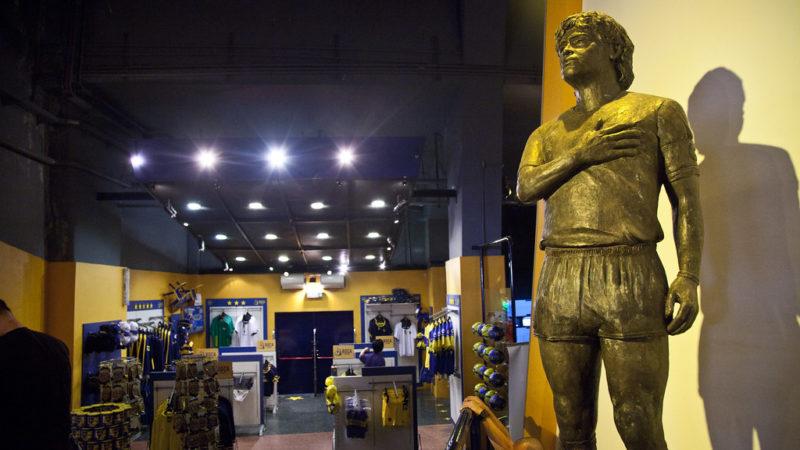 Por prevención, Boca cierra el Museo