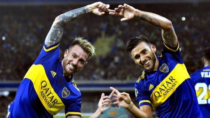 Boca goleó y se llevó la primera victoria en la Copa Libertadores