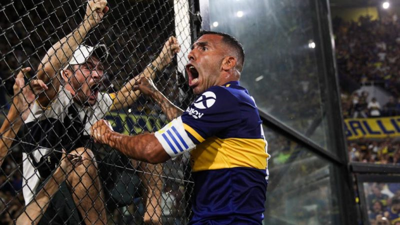 Boca le ganó la Superliga a River