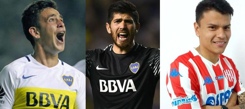 Jugadores a préstamo: ¿quiénes vuelven en junio a Boca?