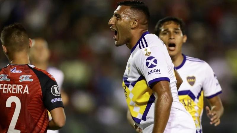 Boca perdió dos puntos en Caracas
