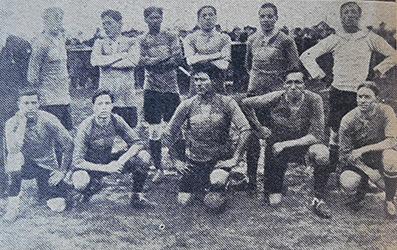 El día que Boca jugó en la localidad de Wilde