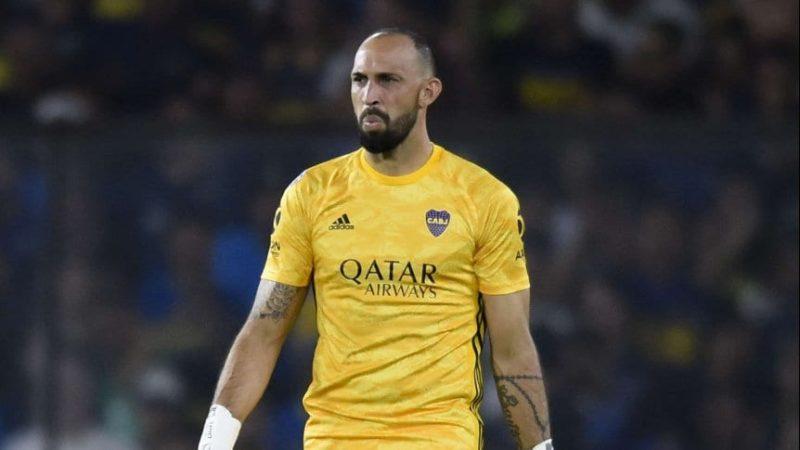 Marcos Díaz no seguirá en Boca