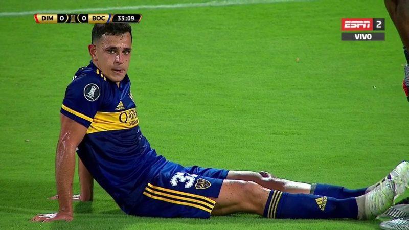 No todas son buenas: Maroni se lesionó ante Independiente de Medellín