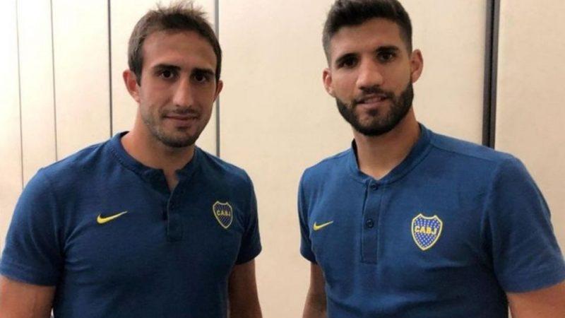 El récord de Izquierdoz y López en Boca