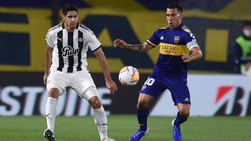Boca igualó 0-0 ante Libertad y se aseguró su clasificación a los Octavos de Final de la Libertadores