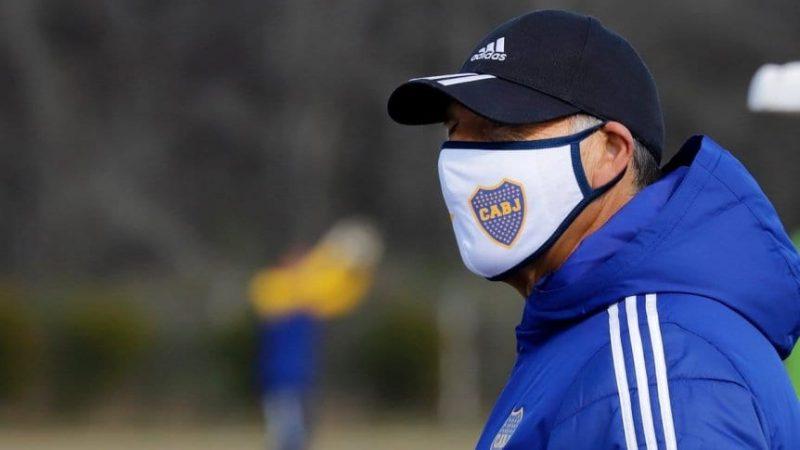 """Miguel Ángel Russo: """"Boca viene levantando y eso es lo importante"""""""