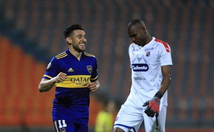 Boca, con un pie en Octavos de final. ¿Cómo quedó el grupo de la Libertadores 2020?