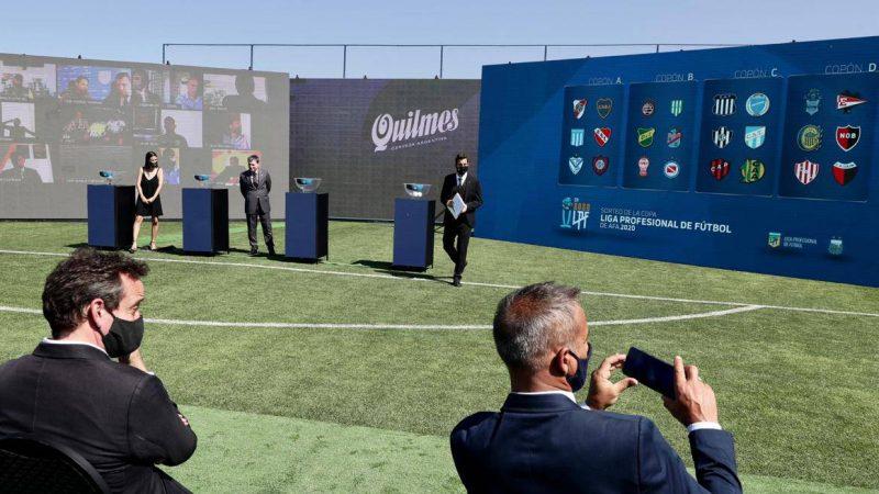 Confirmado: Boca ya tiene fixture para la Copa de la Liga Profesional