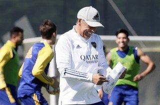 Boca confirmó los concentrados para visitar a Racing