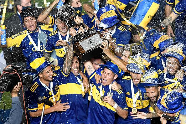 Boca venció a Banfield por penales y es el campeón de la Copa Diego Maradona