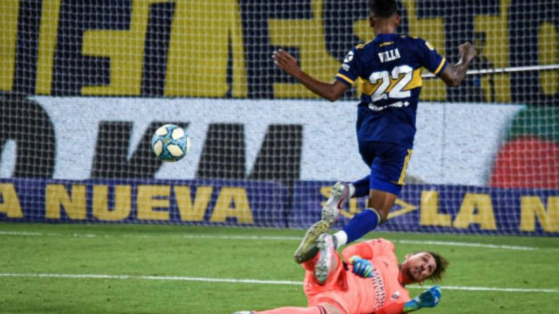 Boca 2 – 2 River: el Xeneize logra el empate sobre el final en el Superclásico en la previa de las semis de Copa Libertadores