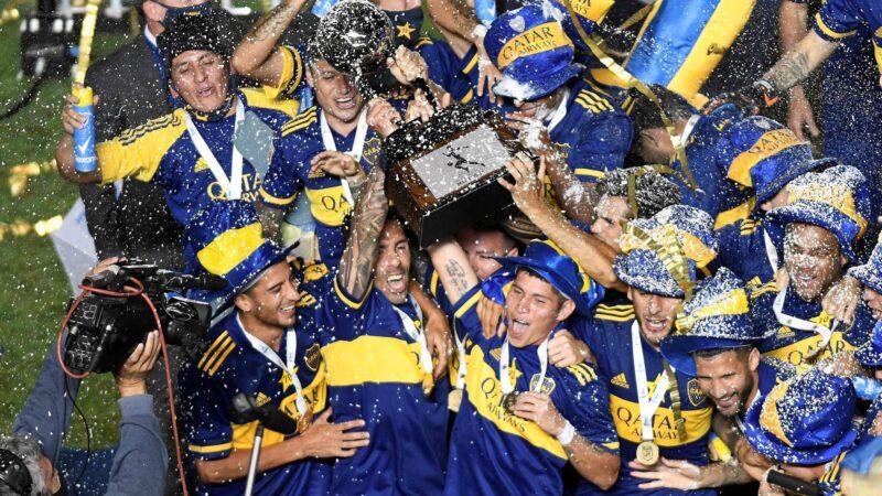 Boca y el título número 70 que lo posiciona como el máximo ganador en la historia del fútbol argentino