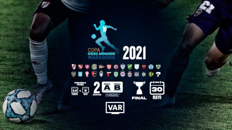 Fútbol argentino: cómo se jugará el nuevo torneo 2021 y cuándo arrancará