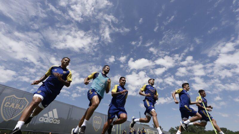 Pretemporada 2021: Boca volvió a los entrenamientos