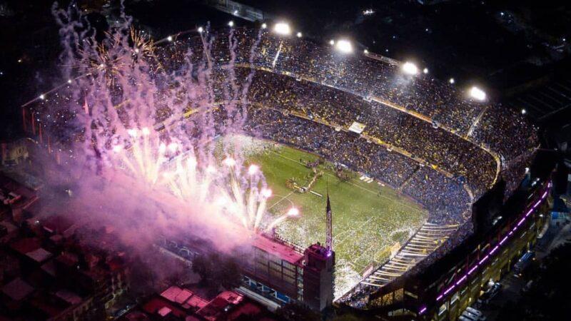 La Bombonera podría ser la sede para la final de la Copa Libertadores 2021